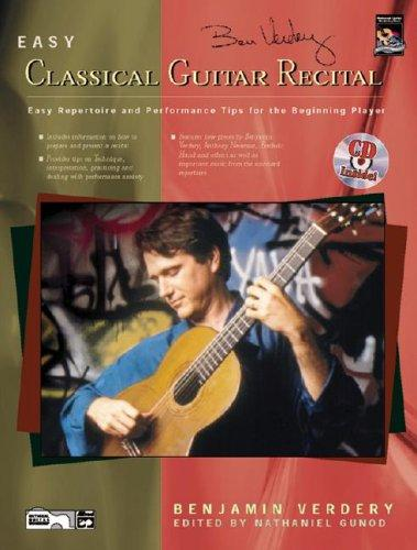 Easy Classical Guitar Recital