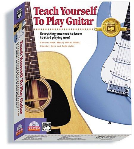 Download Alfred's Teach Yourself to Play Guitar