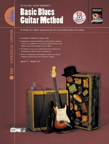 Download Basic Blues Guitar Method