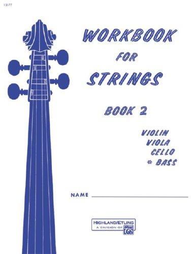Download Workbook for Strings, Book 2