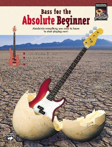 Download Bass for the Absolute Beginner