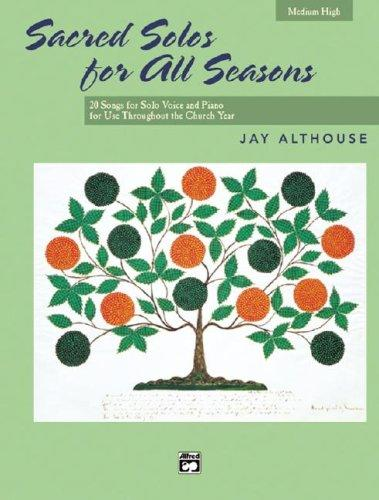 Sacred Solos for All Seasons