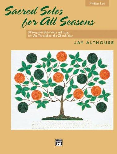 Download Sacred Solos for All Seasons