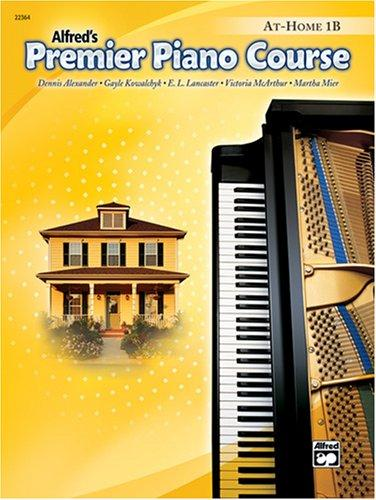 Download Premier Piano Course Athome Book