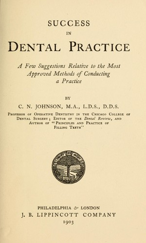 Download Success in dental practice