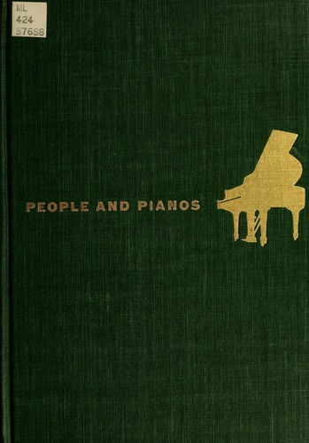 People and pianos