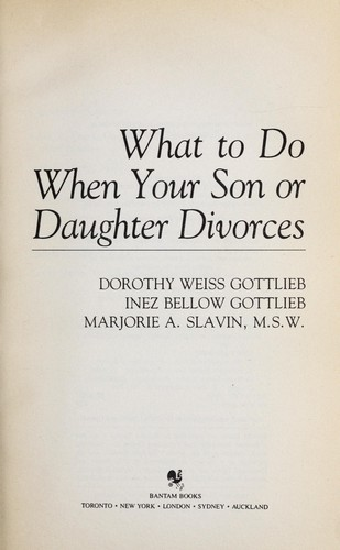 What/when Your Son/ by Inez Gottlieb