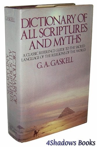 Dictionary of all scriptures and myths.