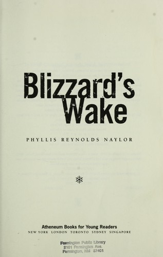 Download Blizzard's wake