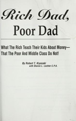 Download Rich dad, poor dad