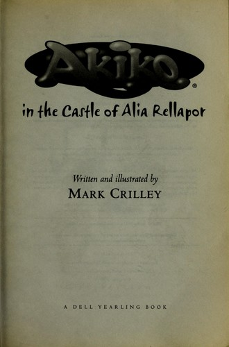 Download Akiko in the Castle of Alia Rellapor
