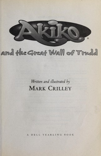 Download Akiko and the Great Wall of Trudd