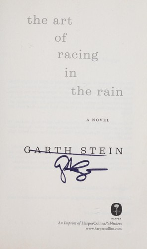 Download The art of racing in the rain