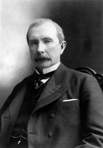 Photo of John D. Rockefeller