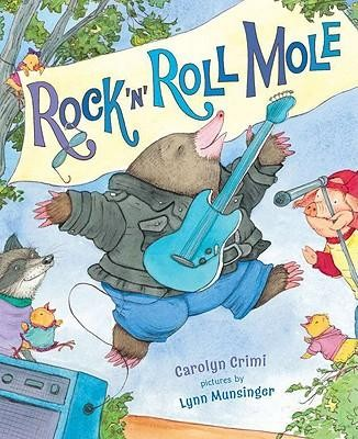 Rock'n'Roll Mole by