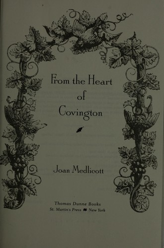 Download From the heart of Covington