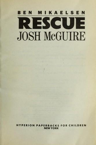 Download Rescue Josh McGuire