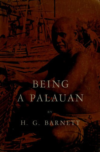 Being a Palauan.