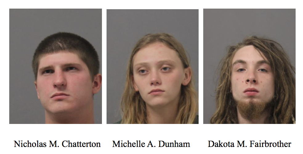 Sheriff: Four charged in Cohocton gang assault case