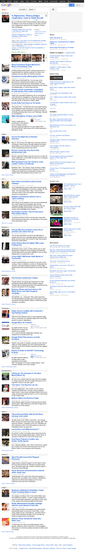 Google News at Wednesday May 2, 2012, 3:07 a.m. UTC
