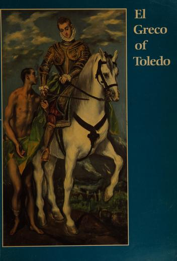 Cover of: El Greco of Toledo | Greco