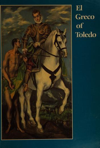 El Greco of Toledo by Greco