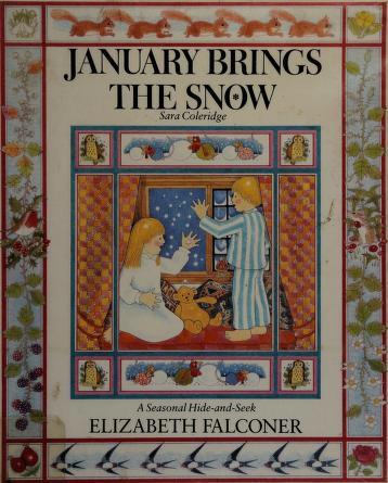 Cover of: January brings the snow | Sara Coleridge