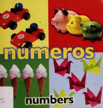 Cover of: Números = | Luana K. Mitten