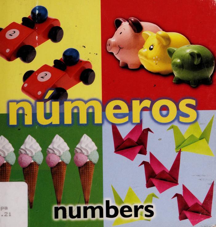 Números = by Luana K. Mitten