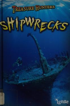 Cover of: Shipwrecks | Nick Hunter