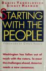 Cover of: Starting with the people