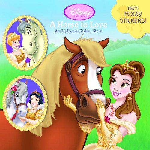 A Horse to Love by RH Disney