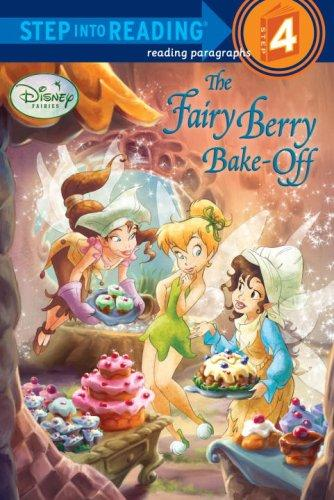 The Fairy Berry Bake-Off by RH Disney