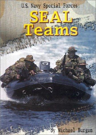 U.S. Navy Special Forces by Michael Burgan