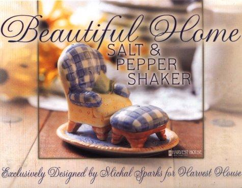 Beautiful Home Salt and Pepper Shakers by Michal Sparks