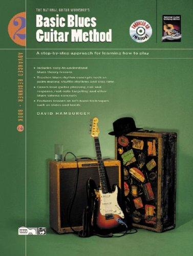 Basic Blues Guitar Method by David Hamburger