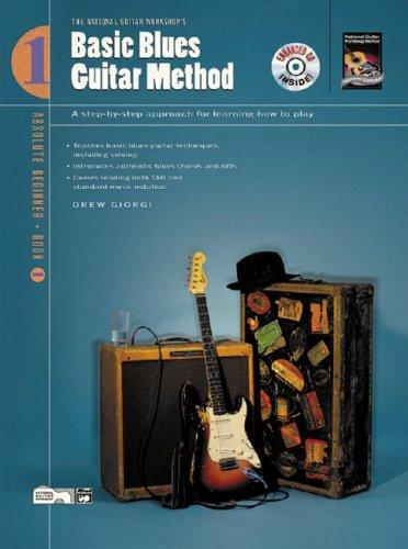 Basic Blues Guitar Method, Book 1 by Drew Giorgi