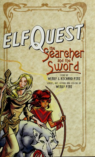 ElfQuest Book 1 by Wendy Pini, Richard Pini