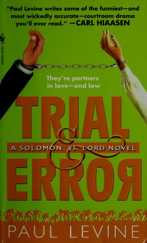 Trial & error by Levine, Paul