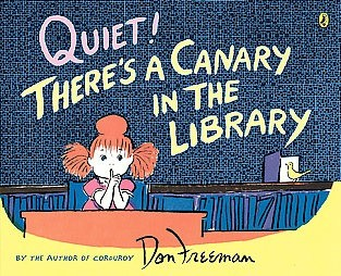 Quiet! There's a Canary in the Library by