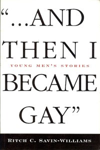 """""""–and then I became gay"""""""
