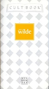 Oscar Wilde Cult Book by