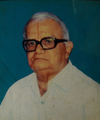Photo of P. M. Kannan