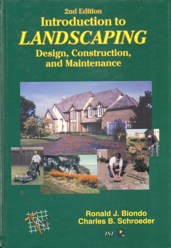 Introduction to landscaping by Ronald J. Biondo
